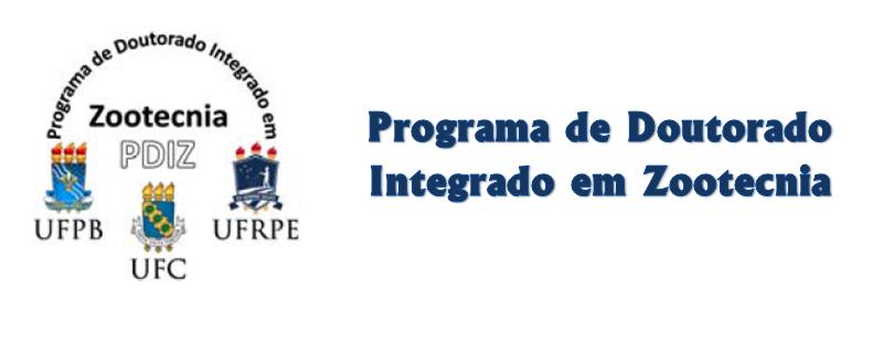 Programa de Doutorado Integrado Em Zootecnia